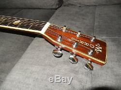 Made In Japan 1978 Morris W50 Absolutely Terrific D45 Style Acoustic Guitar
