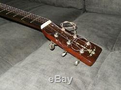 Made In Japan 1982 Cat's Eyes Ce800 Simply Great D28 Style Acoustic Guitar