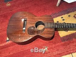 Martin 017 Made In 1935 Original Pre War Vintage Guitar