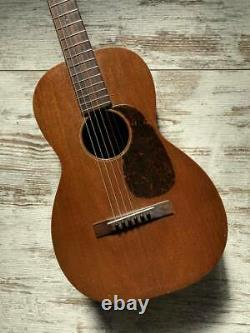 Martin 1-17 Made in 1932 Prewar 12 Fret Joint All Mahogany Acoustic Guitar