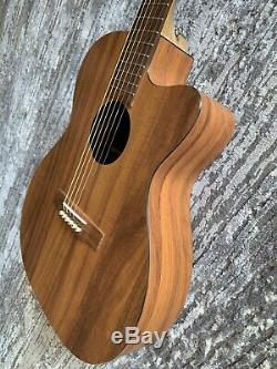 Martin Acoustic Guitar OMCXK2E Made in USA