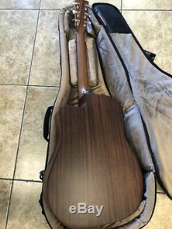 Martin & Co Acoustic Guitar, Road Series Special, Made In Mexico with Gator Bag