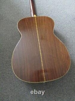 Martin OOO-28 acoustic guitar USA made 1974 hardcase