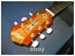 Maton Custom Shop Tasmanian Myrtle Andy Allen Acoustic Guitar Made in Australia