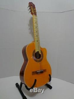 New Hand Made Requinto (Choose Color), Made in Paracho Mexico, Includes Gig Bag