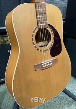 Norman B18 Cedar, Canadian Made Acoustic Guitar, Used