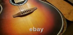 Ovation Matrix Acoustic Guitar 1132-1 (Made in USA) with hardcase