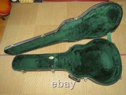 Rare GUILD F-50R Double Pickguard Natural Acoustic Guitar with Hard Case USA Made