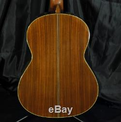Rare Luthier Ryoji Matsuoka M65 Amber Natural Classic Guitar Made in Japan