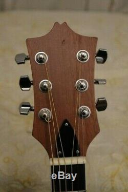 Resonator Electro Acoustic Guitar hand made