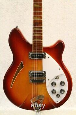 Rickenbacker 1988 360 / Semi-Acoustic Electric Guitar with OHC made in 1988 USA
