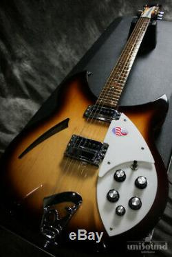 Rickenbacker Limited Model 330 / Semi-Acoustic Guitar with HC made in 2014 USA