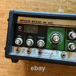 Roland RE-201 Space Tape Echo Effector Delay Reverb Excellent 1974made in Japan