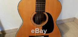 SUZUKI ThreeS F-130 Folk-Gitarre Made in Japan 1970s rare good condition