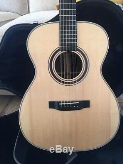 Sharp Guitar Brazilian Rosewood Hand Made USA