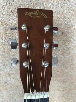 Sigma Dm-1 Dreadnought Acoustic Guitar Made In Korea (martin)