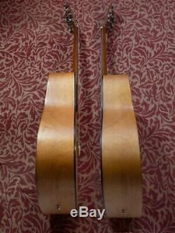 Simon & Patrick hand-made S&P 6 Spruce top and Cherry body