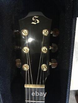 Stonebridge CS-23-CR Made By Furch Acoustic Guitar