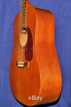 Strong 2001 MARTIN D-15 Acoustic Dreadnought, Made in USA, VGCond, OHSC