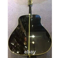 Super Rare Yamaha FG-500S Sunburst Acoustic Guitar Made in Japan