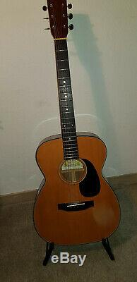 Suzuki 3s Folk Gitarre 1970er Jahre top Zustand MADE IN JAPAN