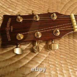 Suzuki Model SD 390 Acoustic Guitar, Made in Japan, Nagoya Rare & Collectable