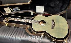TAKAMINE Limited Edition LTD 2020 Peace Made in Japan Sofort Lieferbar