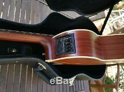 TAKAMINE P3 NC +Koffer(fremd), super Zst. Und Sound, made in JAPAN, NP 1200 Euro