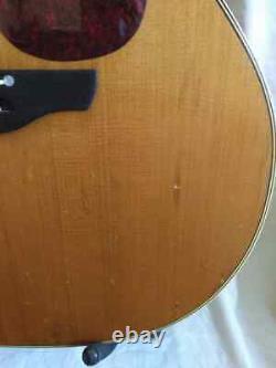 Takamine EN 20 Electro Acoustic Jumbo Guitar Made in Japan 1988