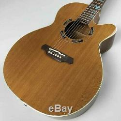 Takamine ESF-93 Acoustic Guitar Made in Japan Rare Used Ex++