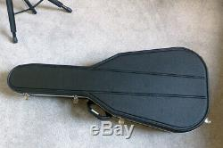 Takamine Electro Acoustic Guitar EF440SC Black Pro Series Made in Japan