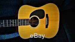 Takamine F-340 Acoustic Dreadnought Guitar Made in Japan Serial Nr. 79102839