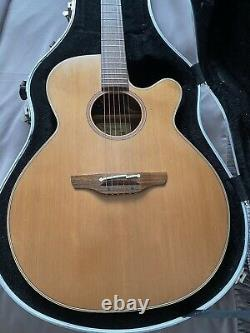 Takemine E A N 40 C Electro Acoustic Guitar Made In Japan