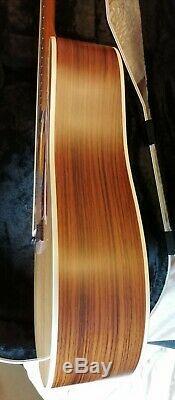 Taylor 210e Electro Acoustic Guitar & Hardcase Made in the USA (California)