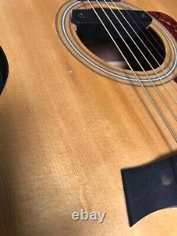 Taylor 214 All Solid Acoustic Guitar USA Made