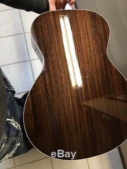 Taylor 712e Guitar 12 Fret Sunburst Made In 2015