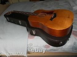 Taylor USA Made Big Baby Acoustic & Fitted Hardcase