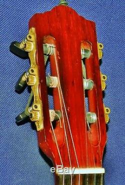 Unusual 1964 GUILD Mark IV Folk/Classical Acoustic, Made in USA, VGCond. OHSC