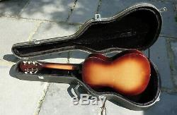 Vintage 1950s Framus Parlour / Parlor Guitar Model 5011 Made in Germany