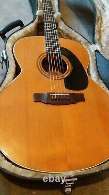 Vintage 1970's Framus Nashville 74L Acoustic Guitar Made in Germany Maple