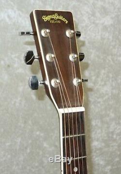 Vintage 1970's Sigma MIJ Made in Japan DR-7 acoustic guitar