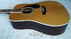 Vintage 1970s Ibanez Concord 677 Acoustic Guitar Made in Japan