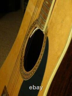 Vintage 1970s guitar -12 string guitar Epiphone FT-165 (made in Japan)