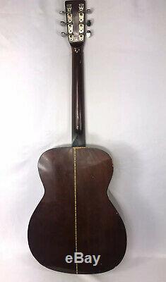 Vintage 1978 Hohner HGK299 Acoustic Guitar 6 Strings Made In Korea Mint