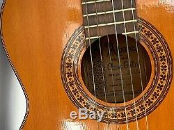 Vintage Alvarez Acoustic Guitar Model 5011 Made in Japan