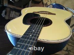 Vintage Applause by Ovation model AA14-7 Acoustic Guitar USA Made circa 1980s