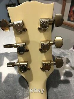 Vintage Columbus Electric Guitar Made in Japan(Cream) 60s/70s