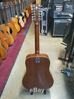Vintage Eko 12 String Guitar! Made in Italy