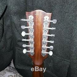 Vintage Eko Ranger 12 string Electra Made in Italy 60/70's fab