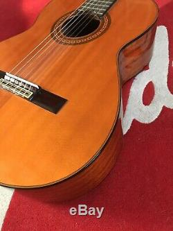 Vintage Fender FC-20 Classical Acoustic Guitar Made in Japan